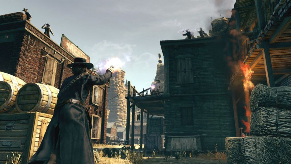Call of Juarez: Bound in Blood 3363