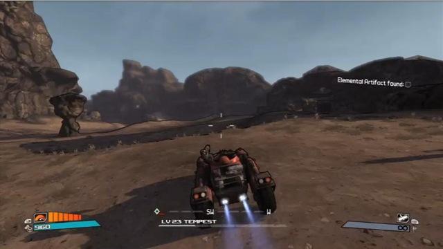 Borderlands - mix FPS a RPG 3402
