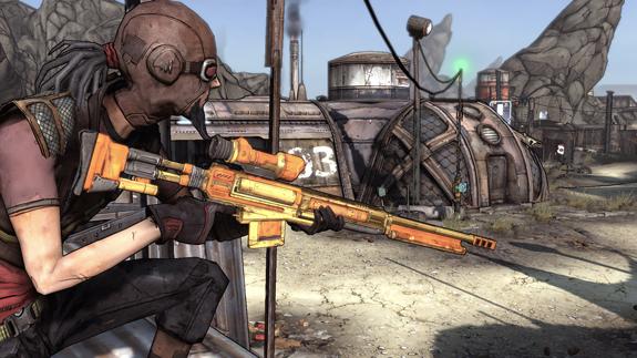 Borderlands - mix FPS a RPG 3403