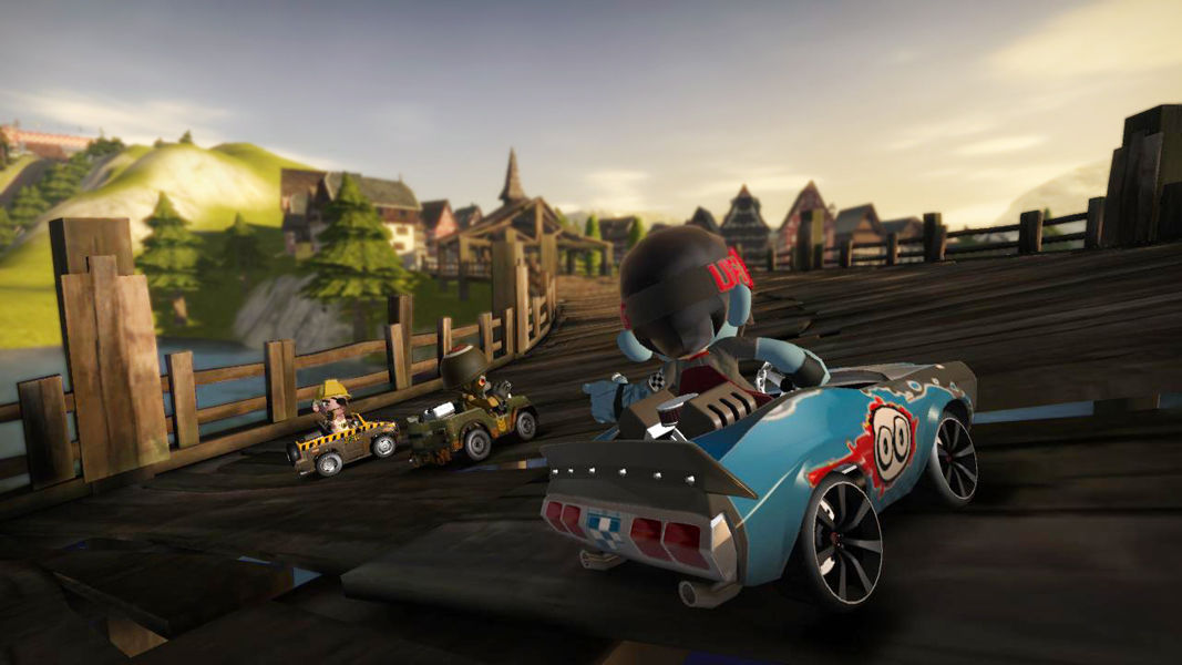 Modnation Racers PS3 3419