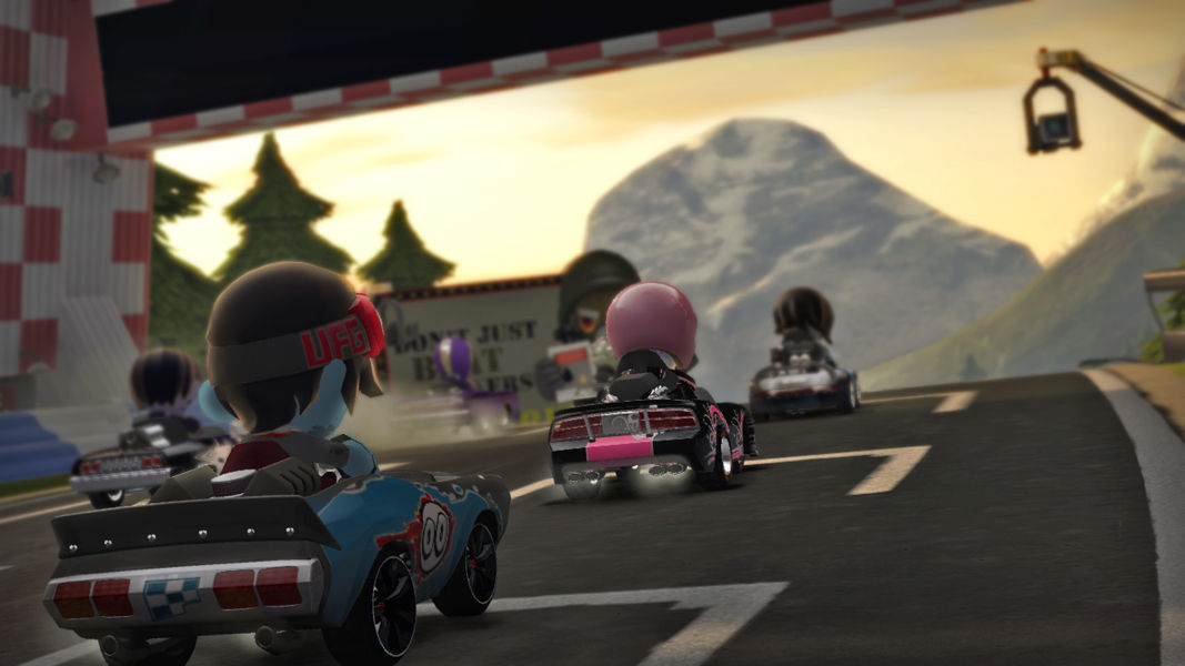 Modnation Racers PS3 3420