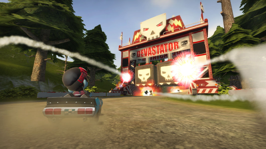 Modnation Racers PS3 3422