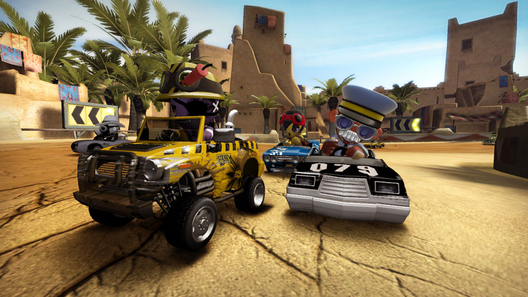 Modnation Racers PS3 3424
