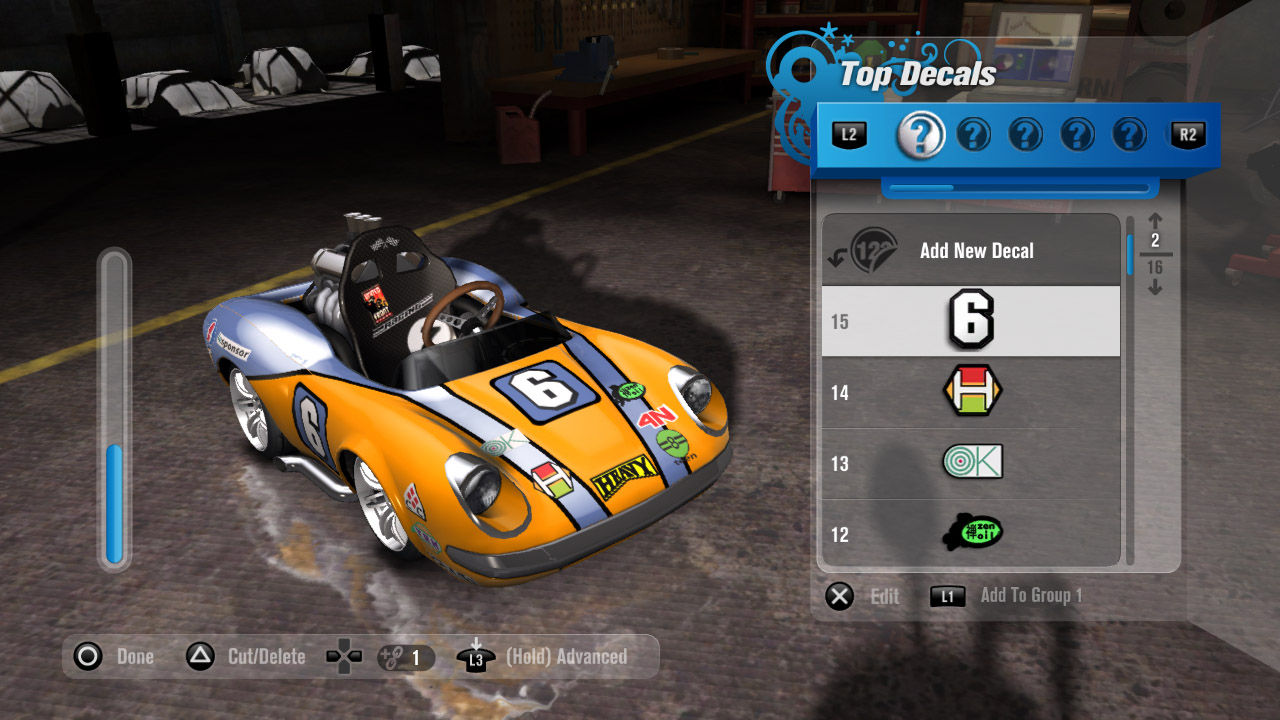 Modnation Racers PS3 3426 1
