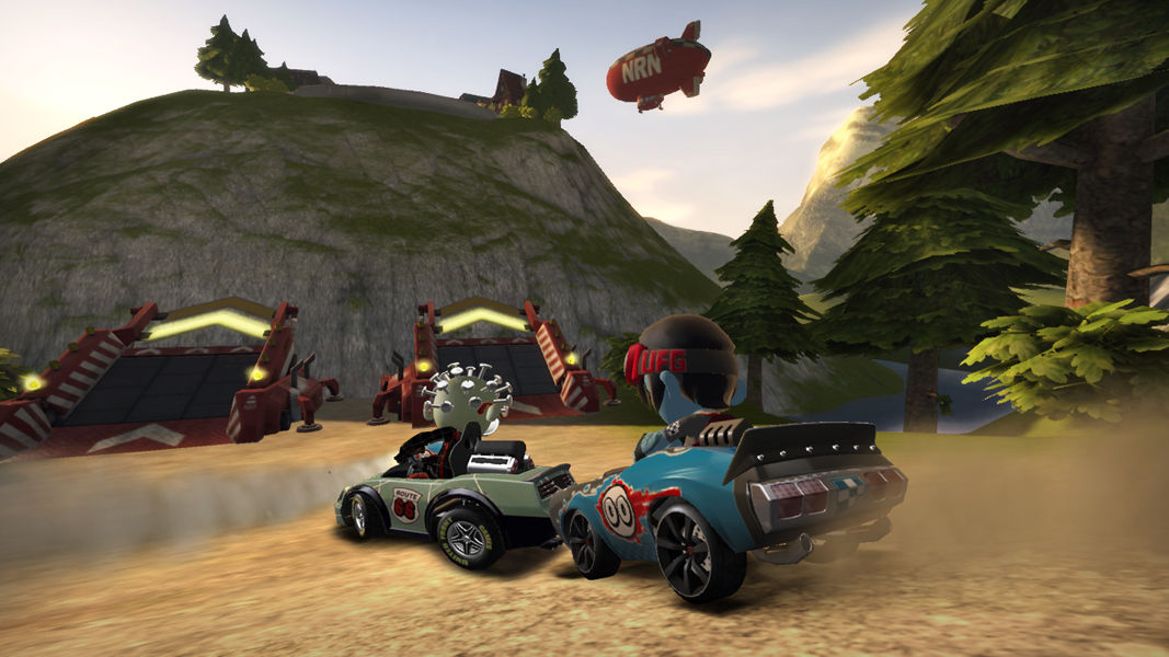 Modnation Racers PS3 3427 1