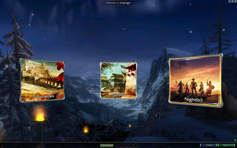 WorldMMO: Recenze - Guild Wars: NightFall 3512