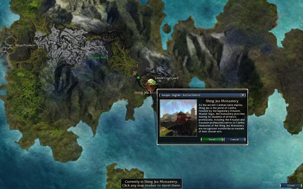 WorldMMO: Recenze - Guild Wars: Factions 3529