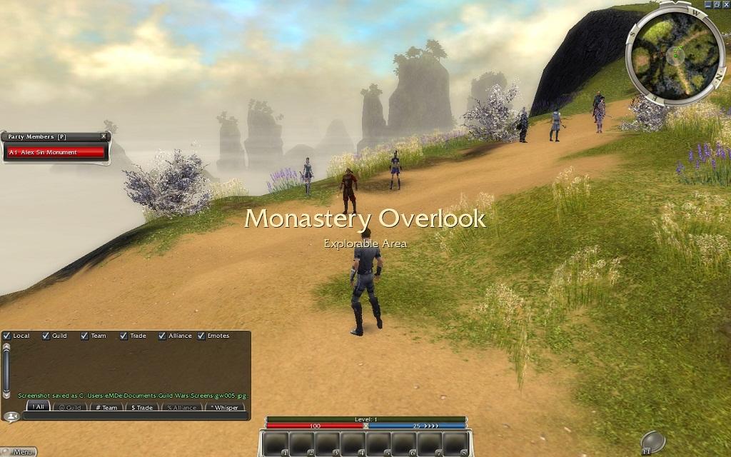WorldMMO: Recenze - Guild Wars: Factions 3535