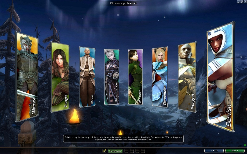 WorldMMO: Recenze - Guild Wars: NightFall 3540