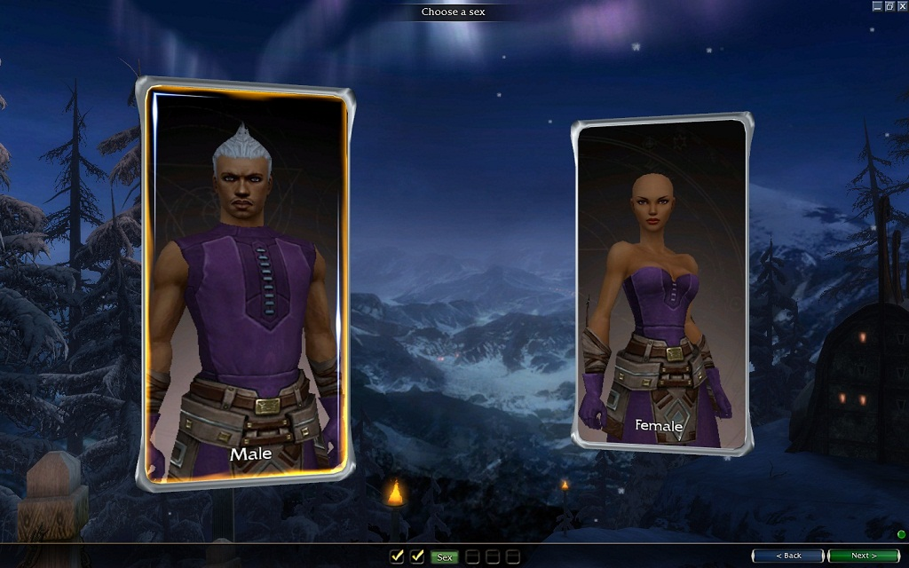 WorldMMO: Recenze - Guild Wars: NightFall 3541