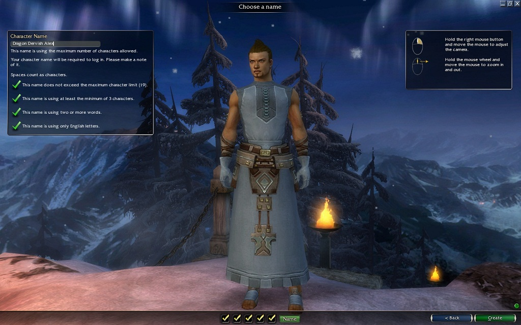 WorldMMO: Recenze - Guild Wars: NightFall 3542
