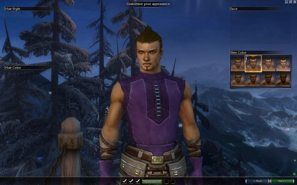 WorldMMO: Recenze - Guild Wars: NightFall 3543