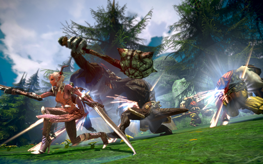 WorldMMO: Preview - TERA Online 3578