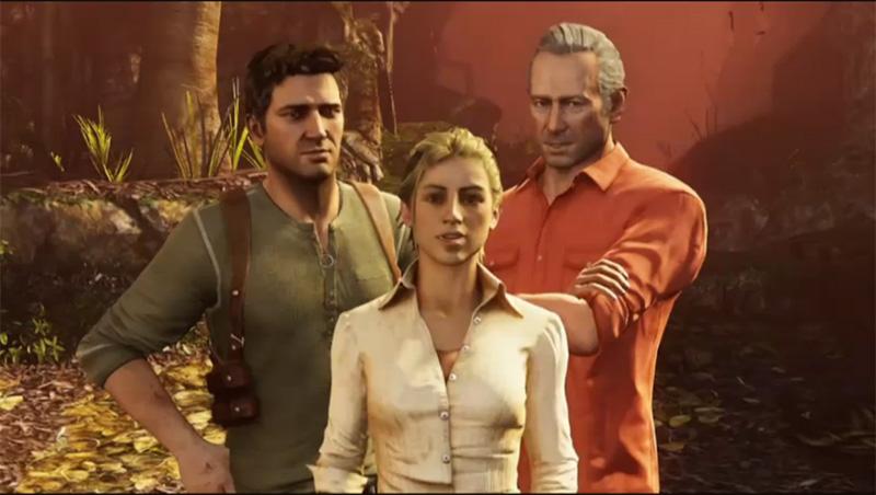 Uncharted 3: Diamant ukrytý v poušti 36387