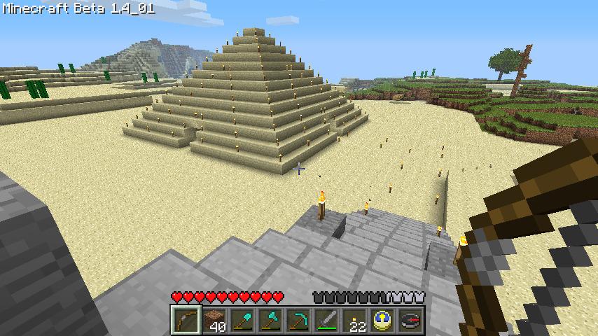 Minecraft - už jen jeden blok 37356