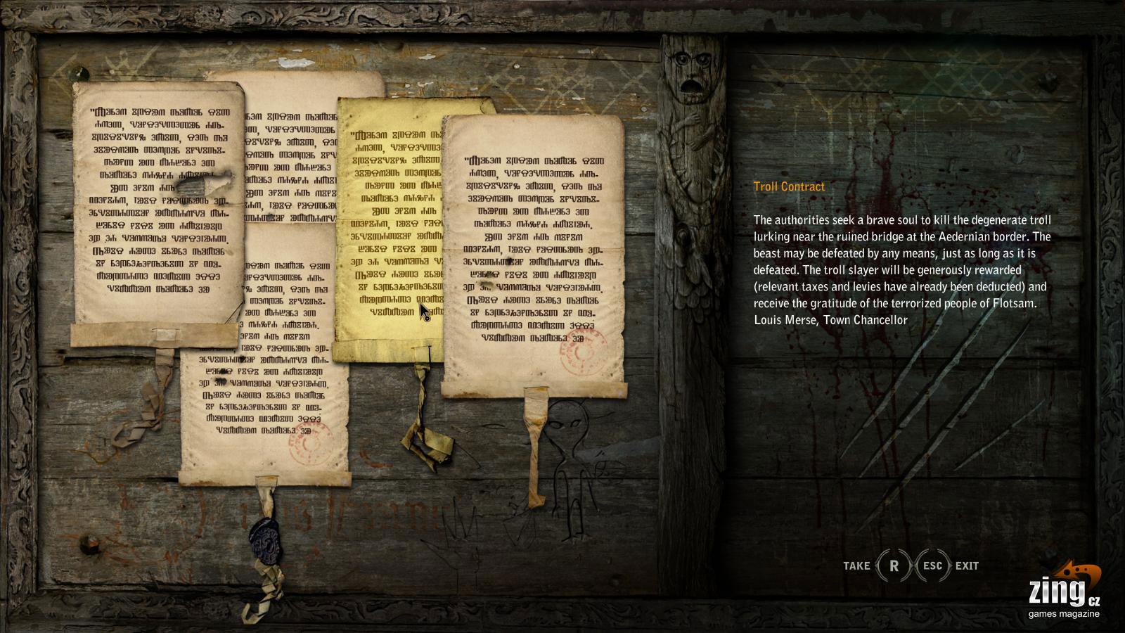 Recenze Zaklínač 2: Vrahové králů 37667