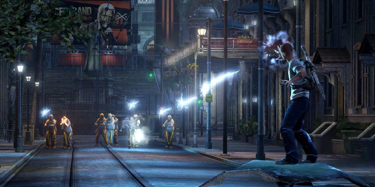 Dojmy z dema: InFamous 2 - nekorunovaný král elektrických živlů 37782