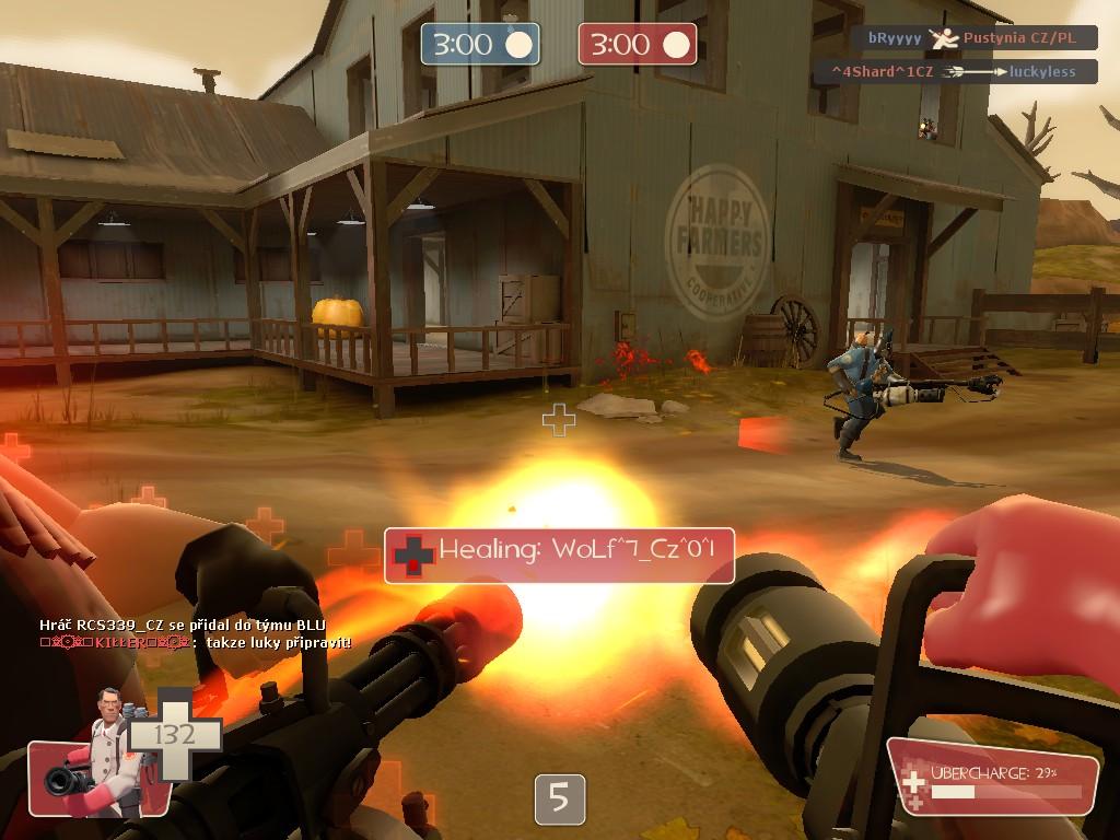 Team Fortress 2 znovu ovládla komunita Zingu 3913