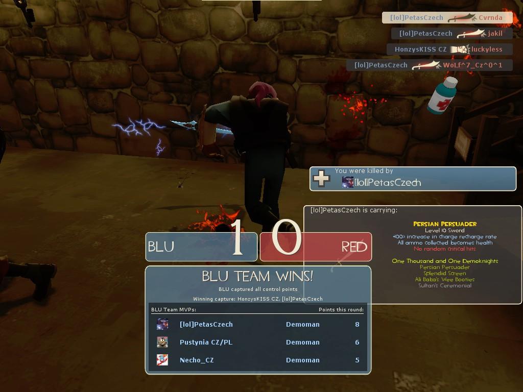 Team Fortress 2 znovu ovládla komunita Zingu 3915