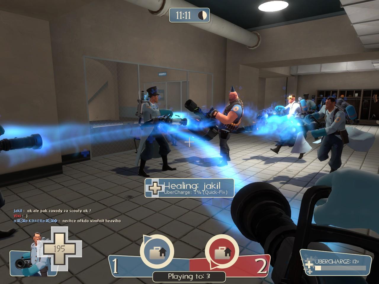 Team Fortress 2 znovu ovládla komunita Zingu 3924