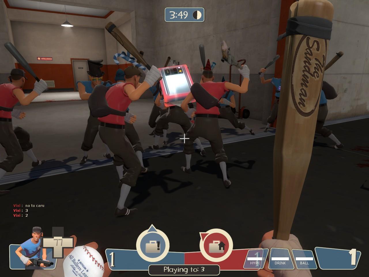 Team Fortress 2 znovu ovládla komunita Zingu 3925
