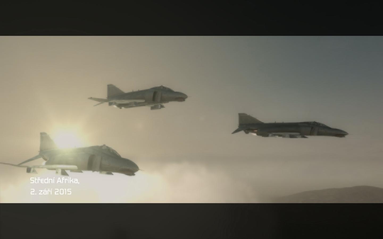 Tom Clancy's H.A.W.X.: Dva roky zpět do budoucnosti 3930