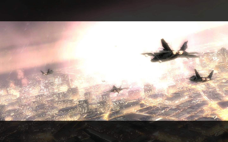 Tom Clancy's H.A.W.X.: Dva roky zpět do budoucnosti 3942
