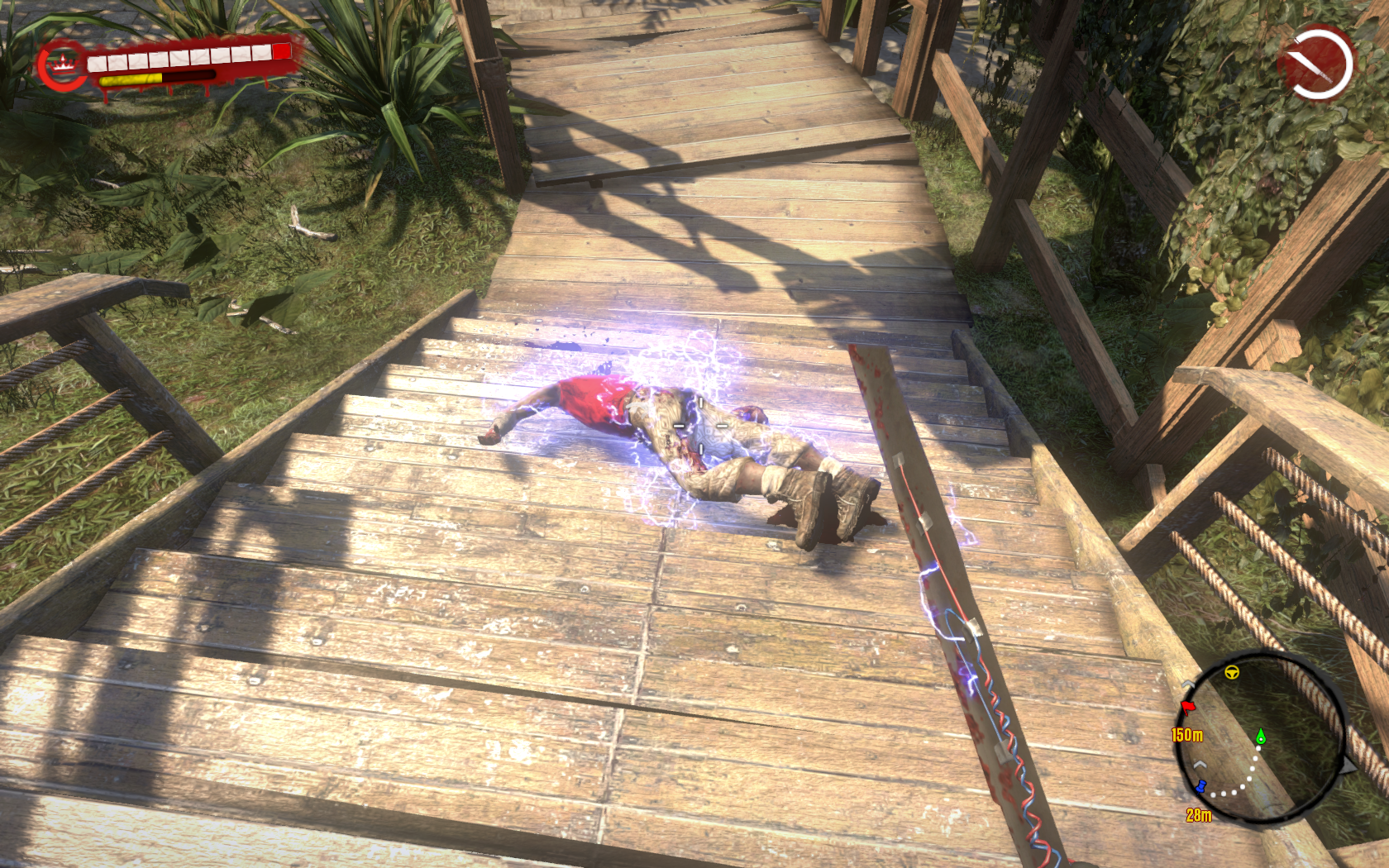Dead Island - Maybe you should take a med-kit 3948