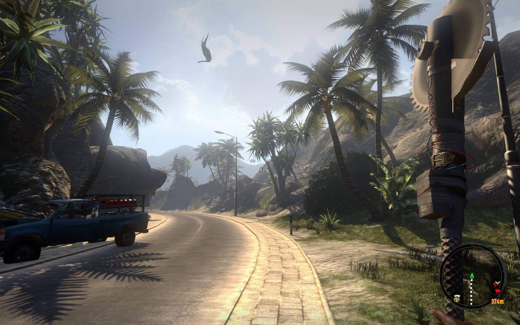 Dead Island - Maybe you should take a med-kit 3949