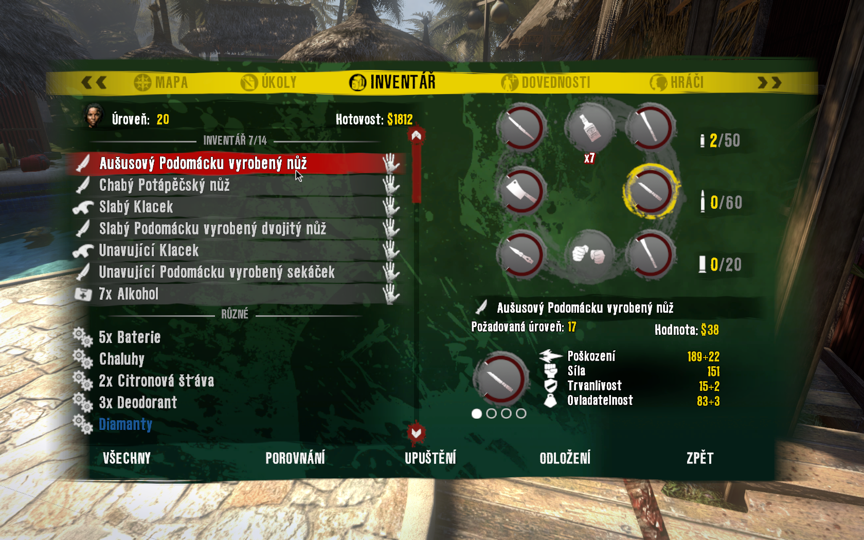 Dead Island - Maybe you should take a med-kit 3953