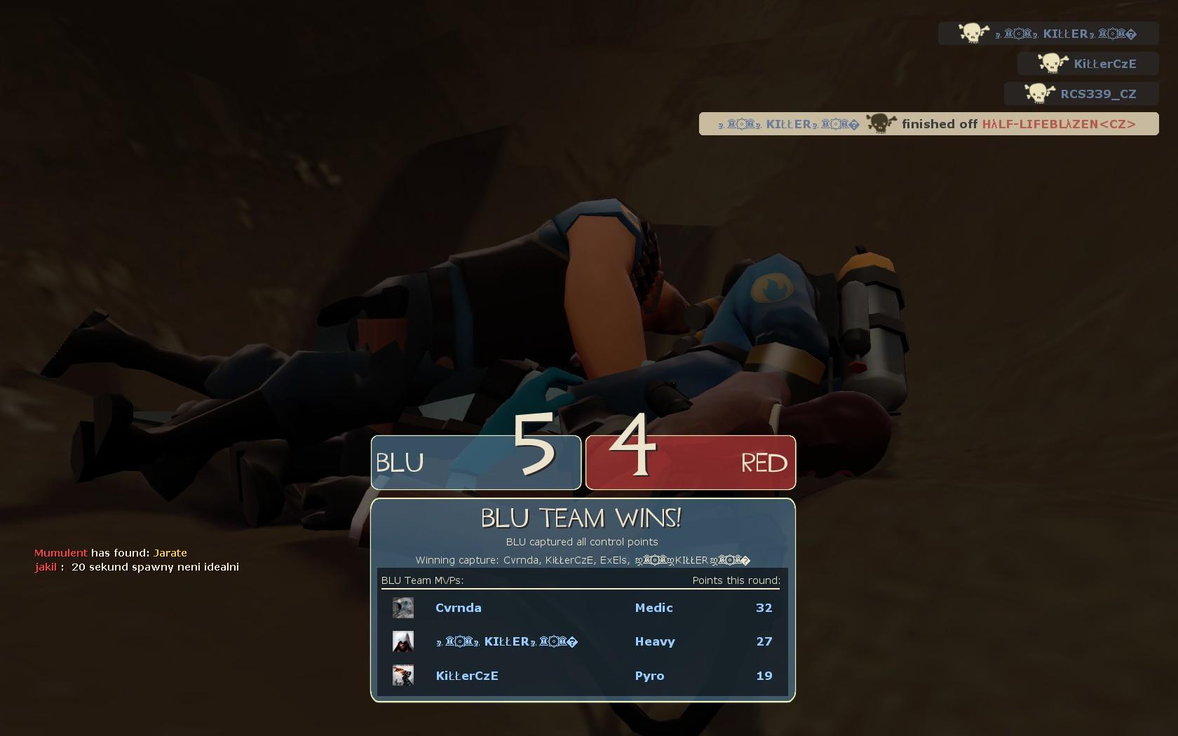 Team Fortress 2 znovu ovládla komunita Zingu 3965