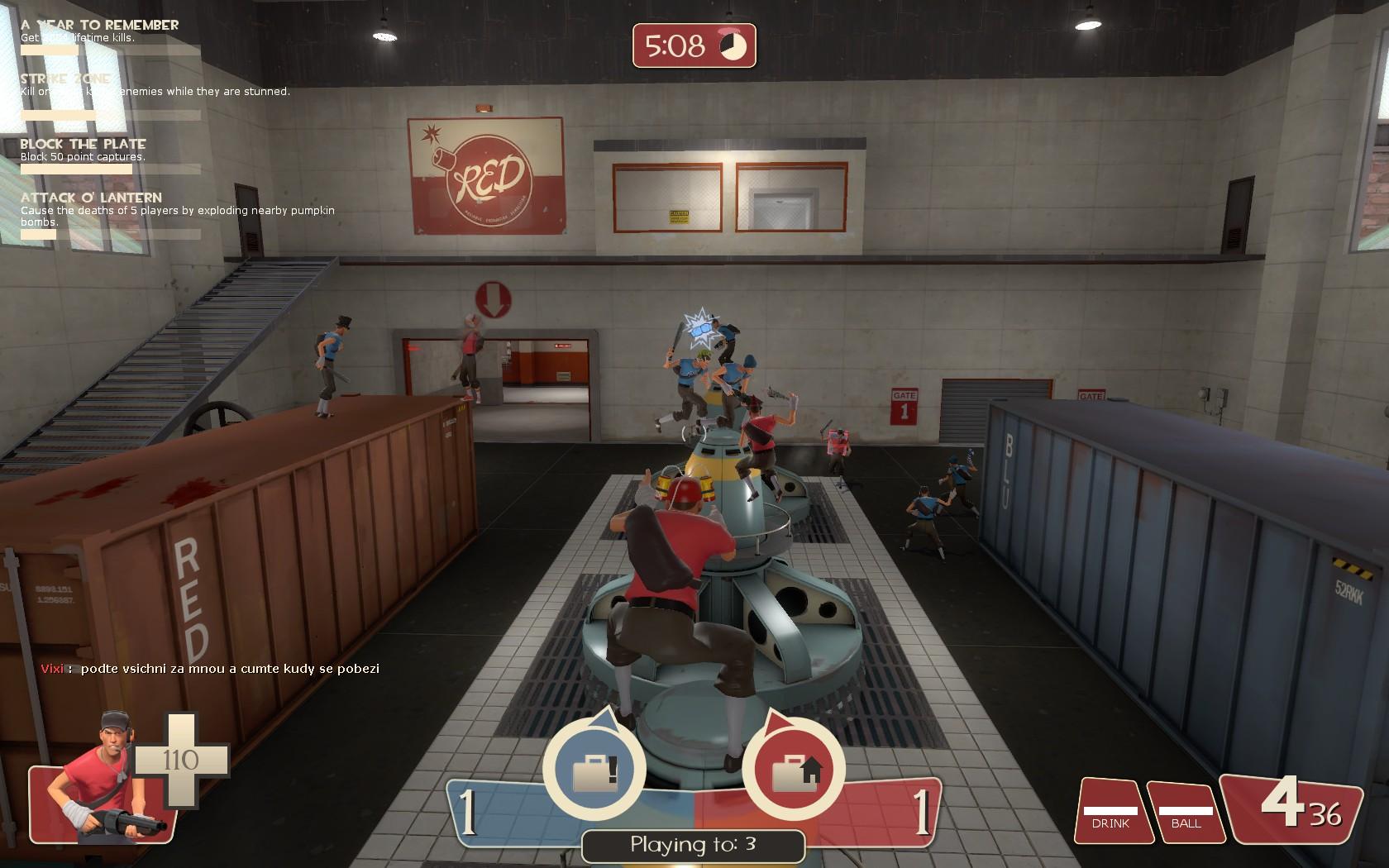 Team Fortress 2 znovu ovládla komunita Zingu 3967