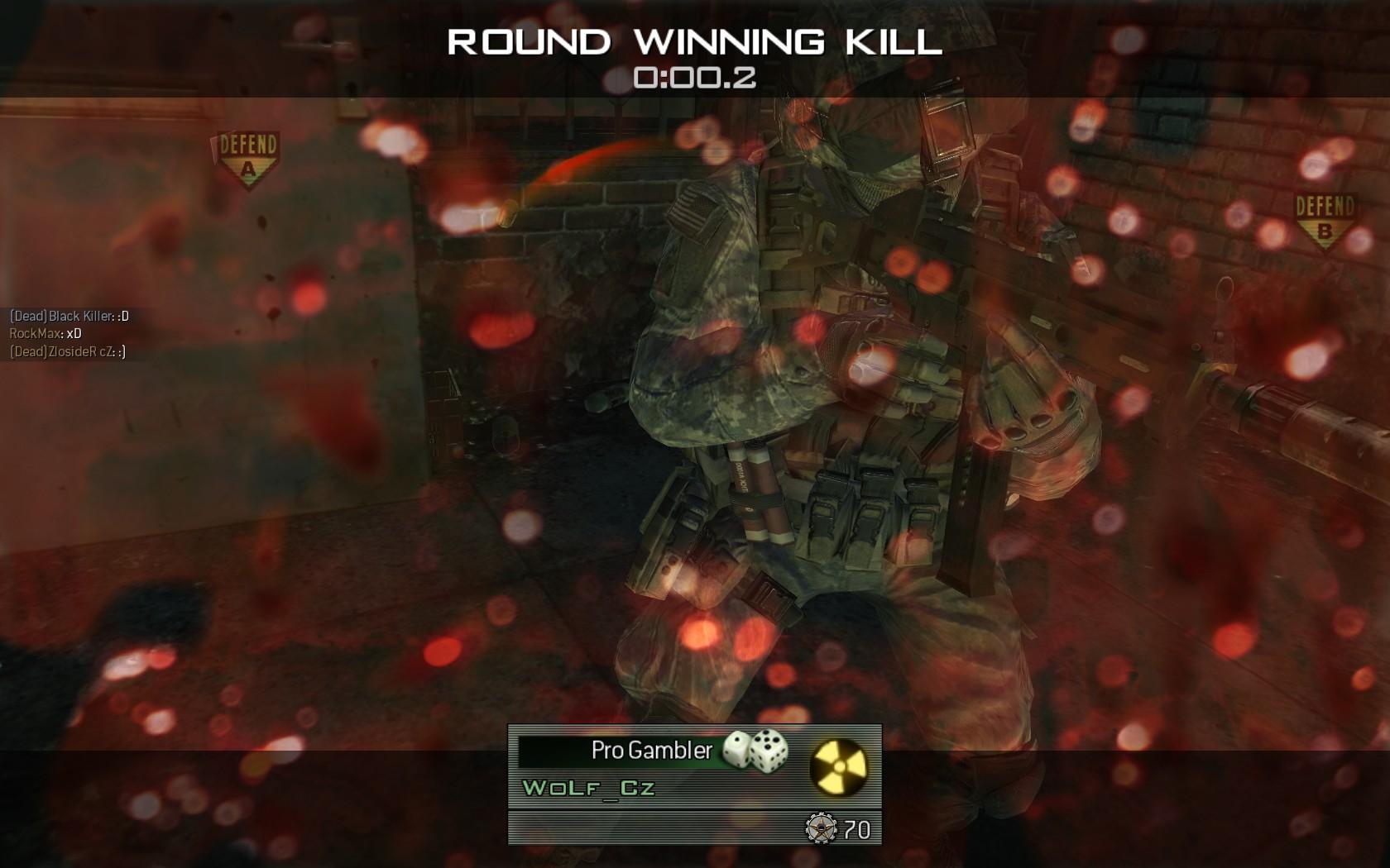 Modern Warfare 2 - třetí komunitní match 3993
