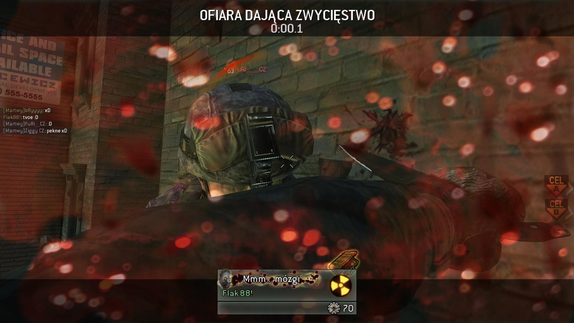 Modern Warfare 2 - třetí komunitní match 3994