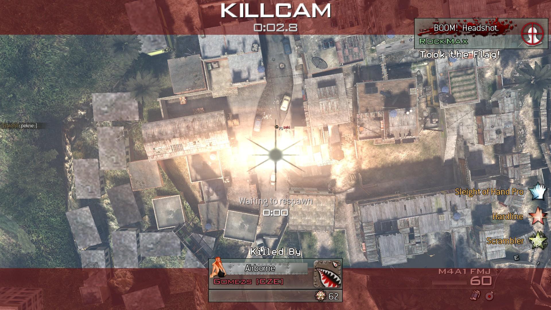 Modern Warfare 2 - třetí komunitní match 3997