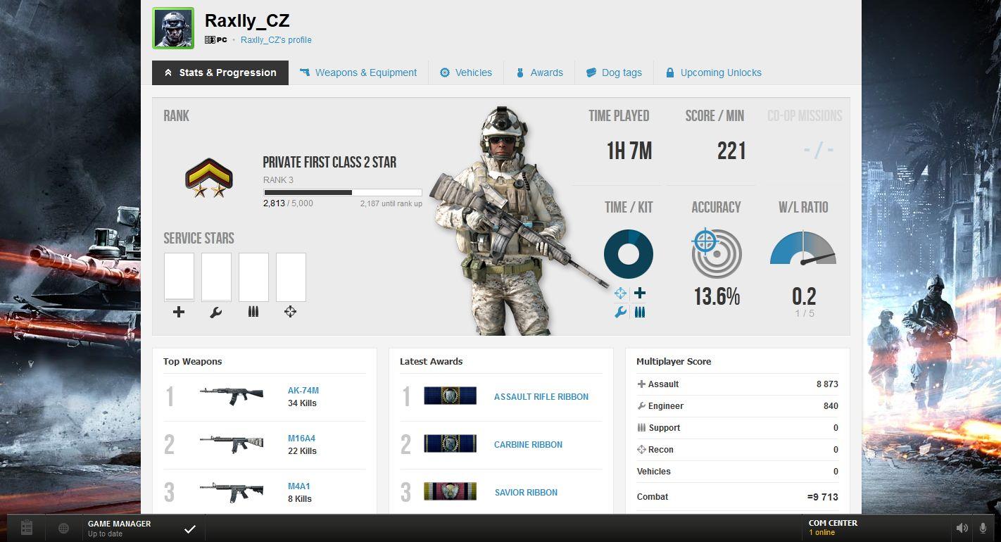 Beta Battlefield 3 4135