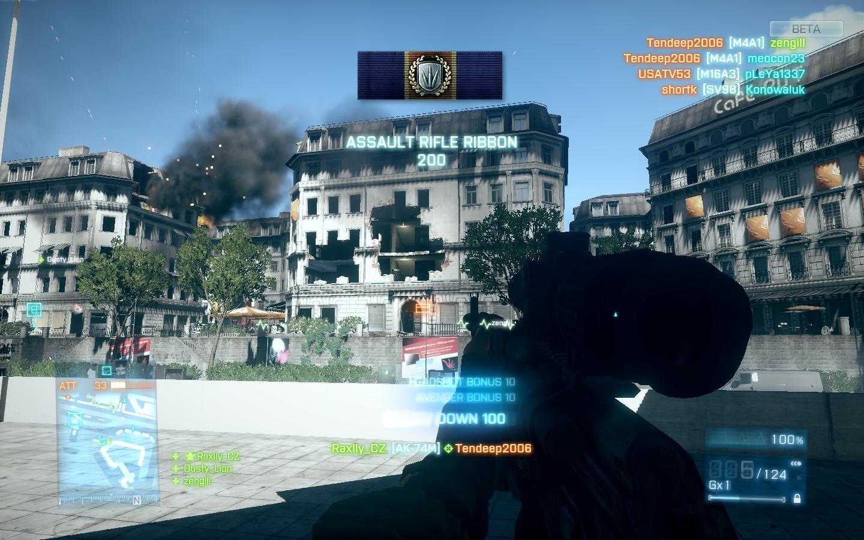 Beta Battlefield 3 4147