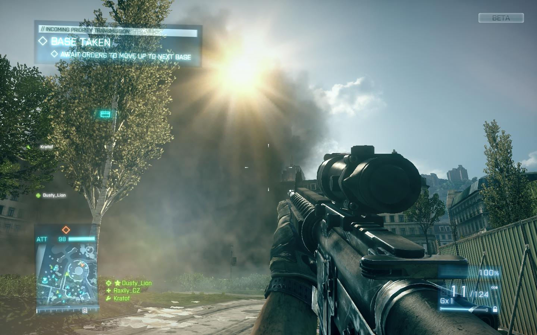 Beta Battlefield 3 4148