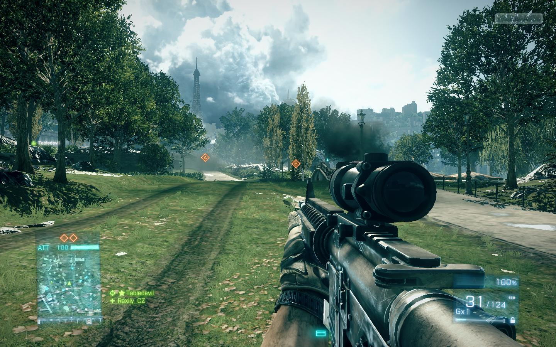 Beta Battlefield 3 4149