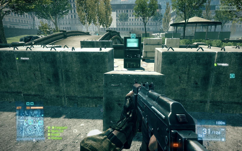 Beta Battlefield 3 4150