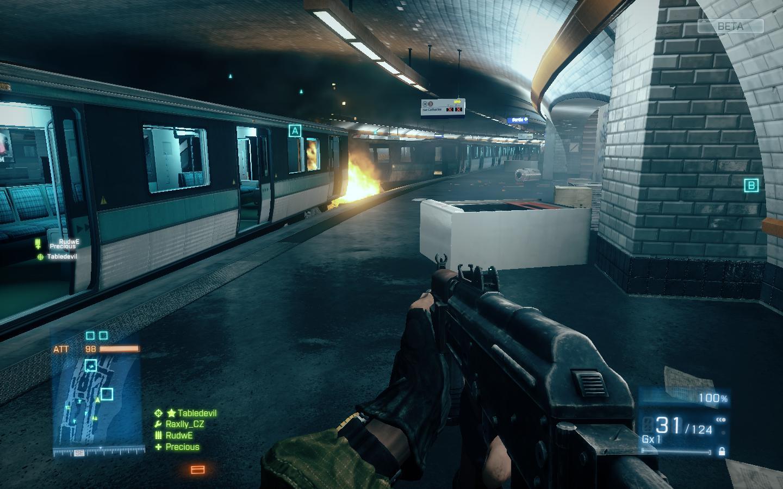 Beta Battlefield 3 4151