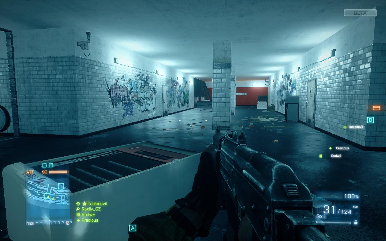 Beta Battlefield 3 4152