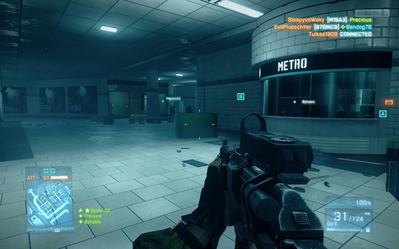 Beta Battlefield 3 4153