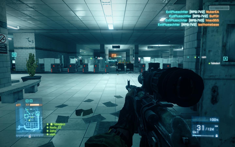 Beta Battlefield 3 4154