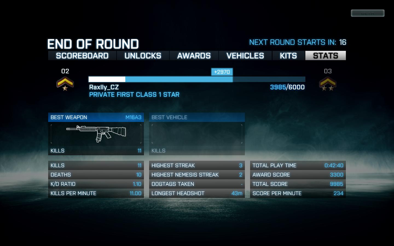 Beta Battlefield 3 4157
