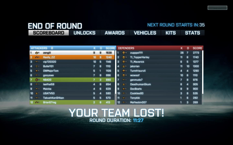 Beta Battlefield 3 4159