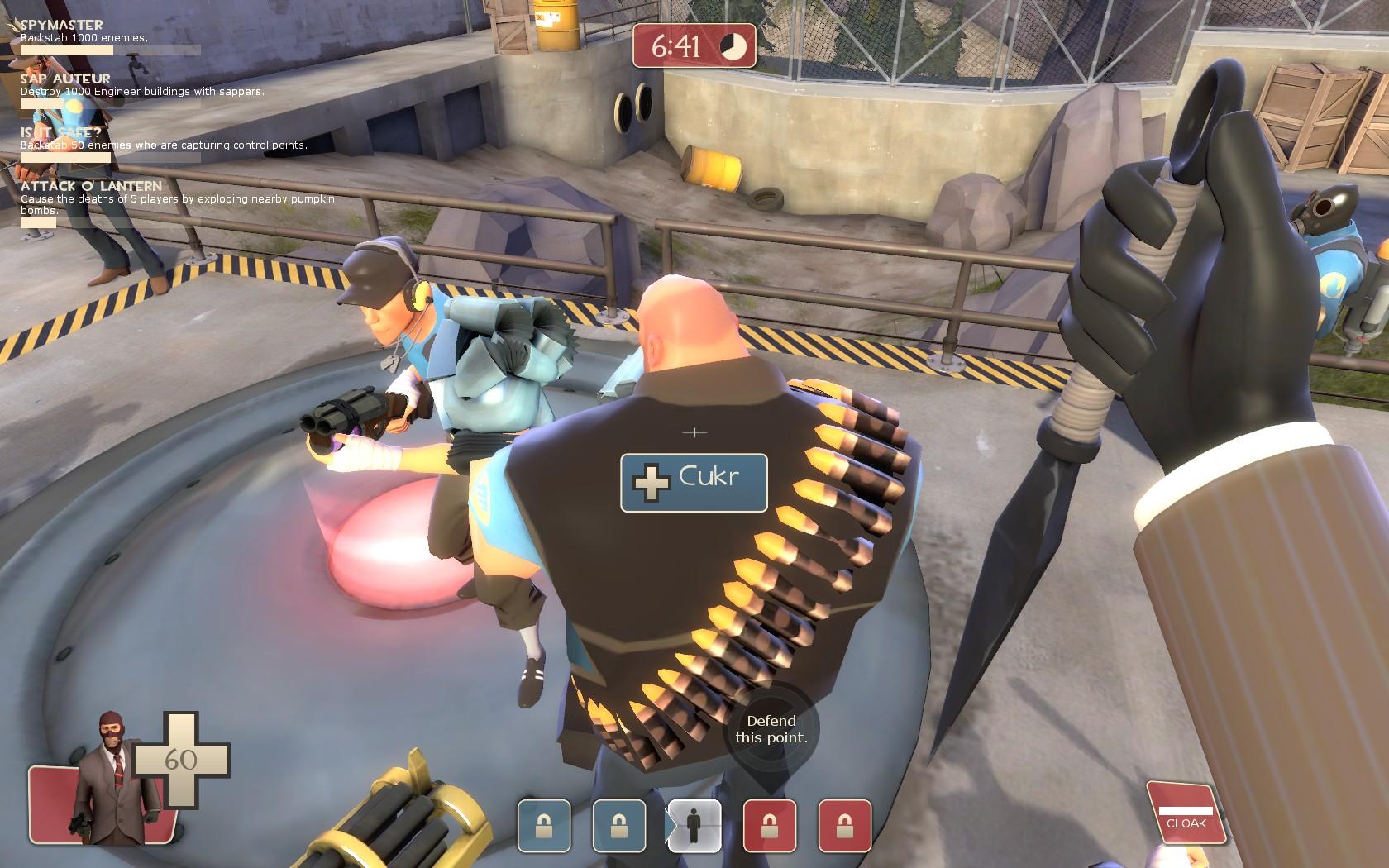 Team Fortress 2 pod nátlakem věrných čtenářů Zingu. Už potřetí 4236