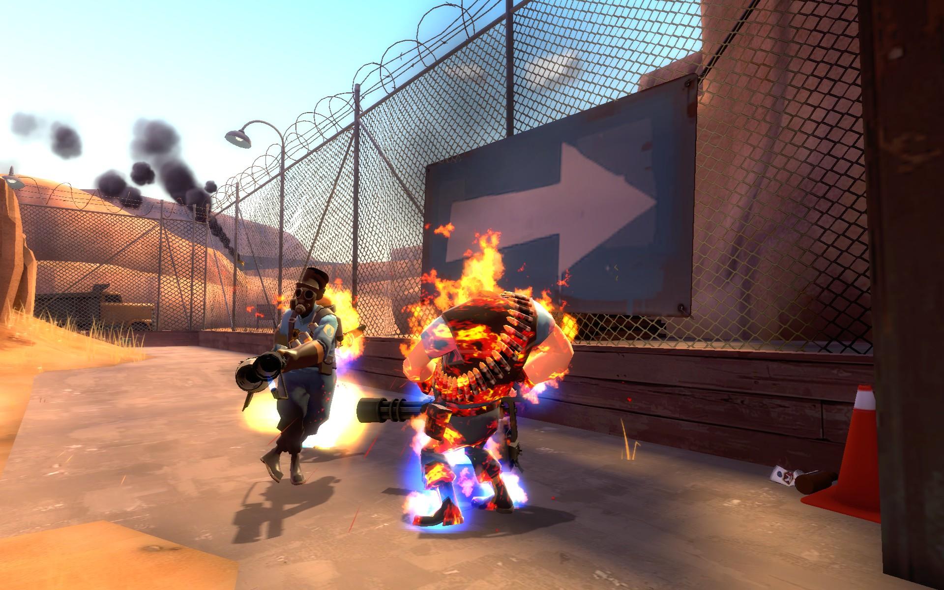 Team Fortress 2 pod nátlakem věrných čtenářů Zingu. Už potřetí 4238