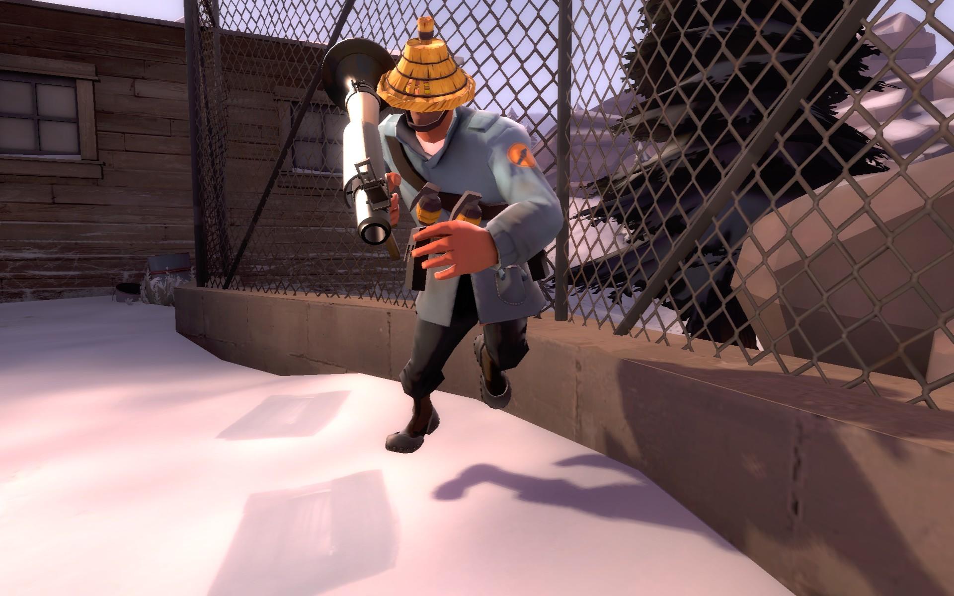 Team Fortress 2 pod nátlakem věrných čtenářů Zingu. Už potřetí 4239