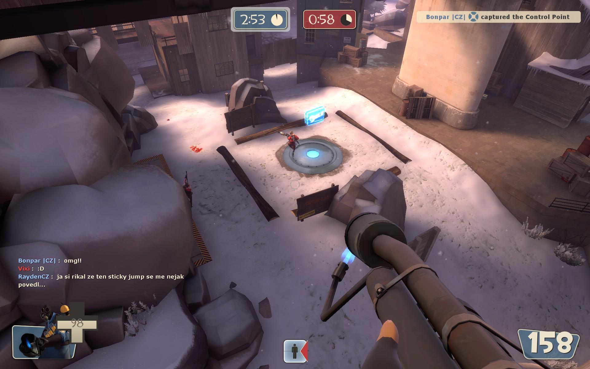Team Fortress 2 pod nátlakem věrných čtenářů Zingu. Už potřetí 4240